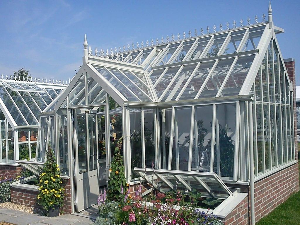 RHS Chelsea greenhouse