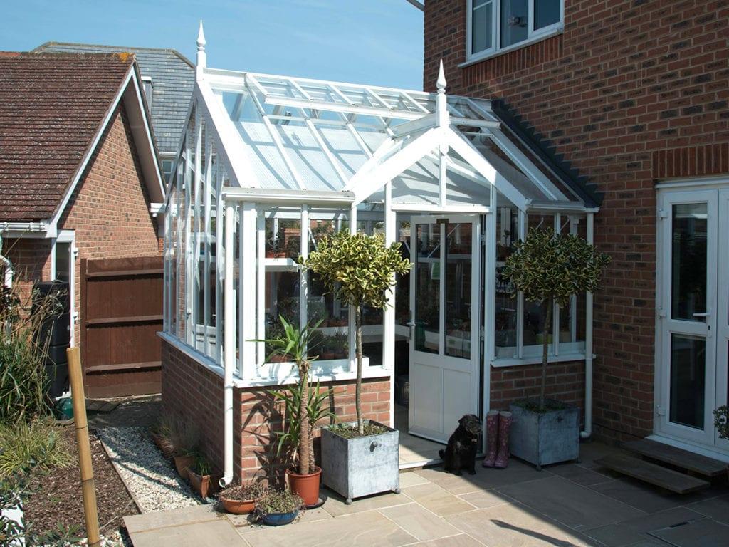 Greenhouse for crassula