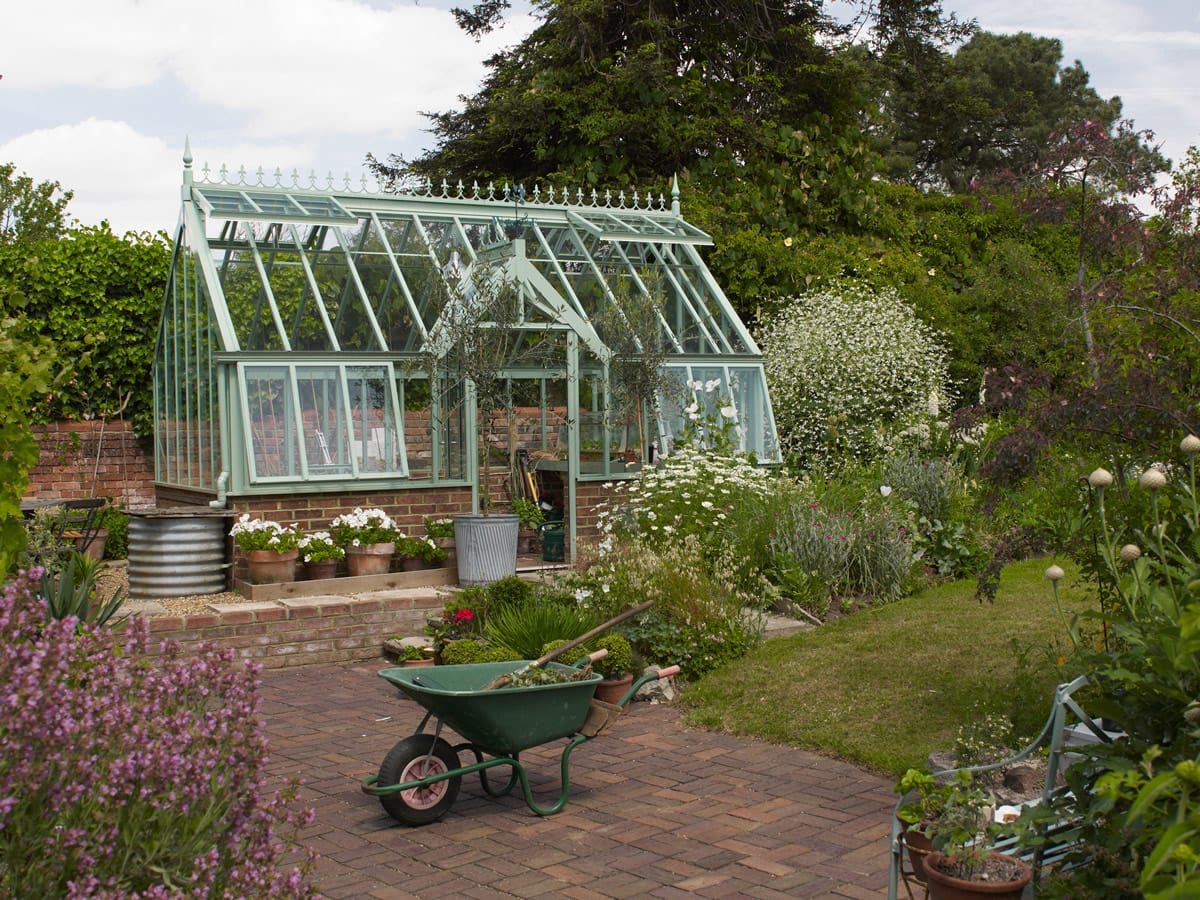 The Gardener's Glasshouse