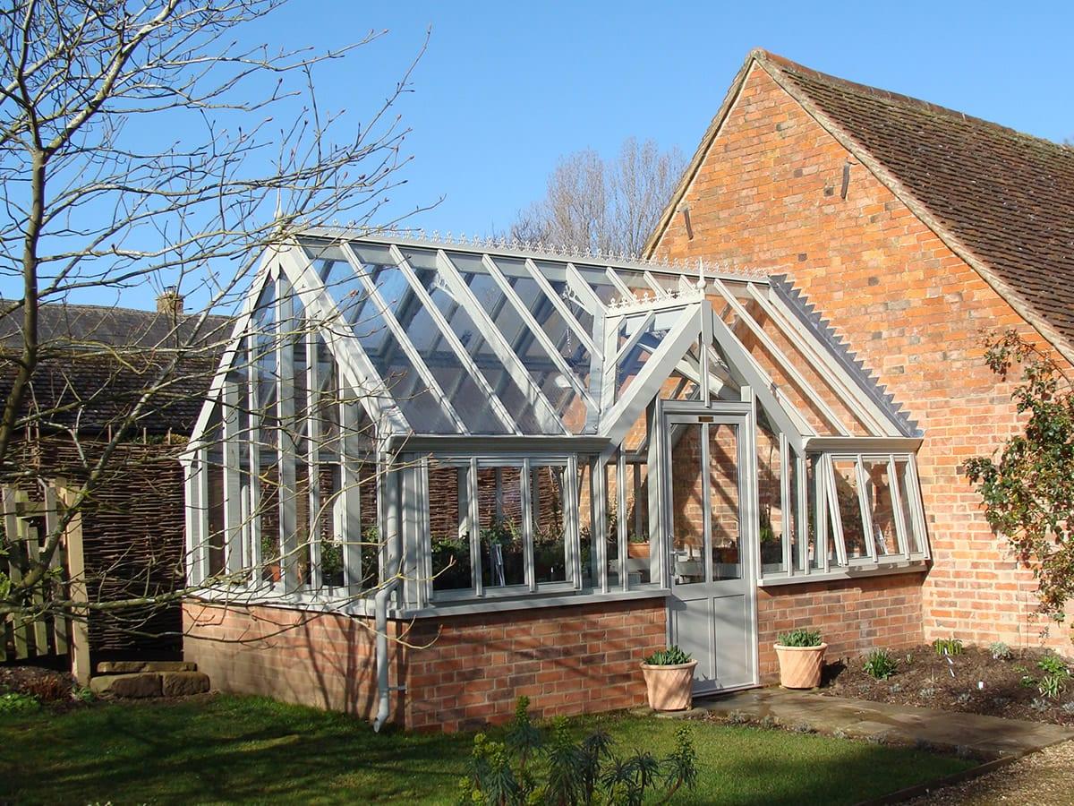 Bespoke Victorian greenhouse