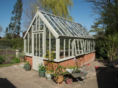 National Glasshouse Scheme NGS Fennel Greenhouse