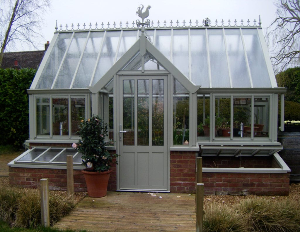 NGS Rosemary greenhouse in Essex featured in NGS Norfolk blog