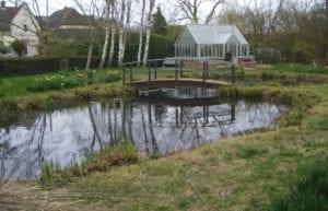 Rosemary greenhouse